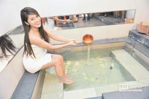 中国時報(China Times)で北投温泉が紹介されていました。