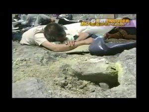 北投石で有名な秋田県玉川温泉